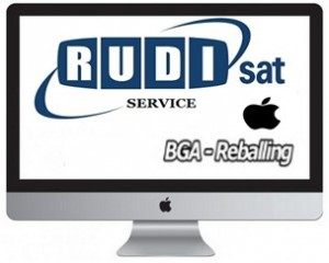 rudisat reballing mac